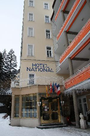Hotel National Davos: The Hotel National