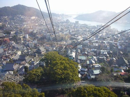 Onomichi, Japan: 高台から見た絶景