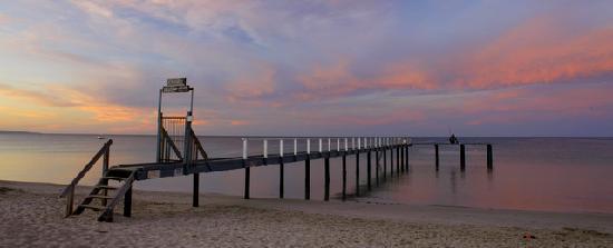 Siesta Park Holiday Resort: Sun Set at Siesta