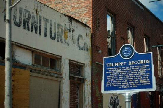 Jackson, MS: trumpet records on farish