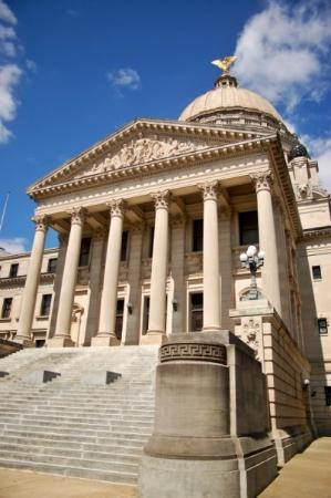 Jackson, MS: mississippi state capitol