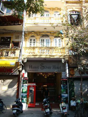 Hanoi Silver Hotel : Appearance