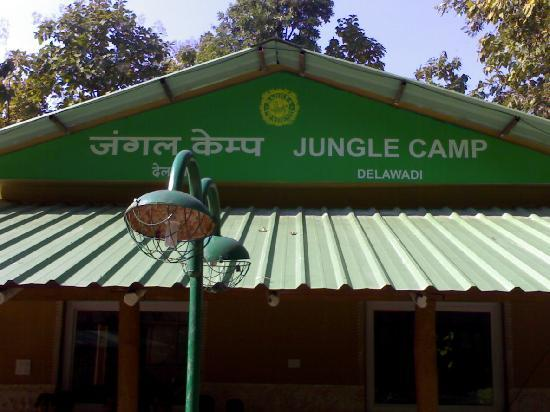 Delawadi, Indie: Jungle Camp