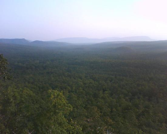 Delawadi, Indien: awesome view from the sunset point