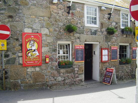 Good Seafood Restaurants St Ives
