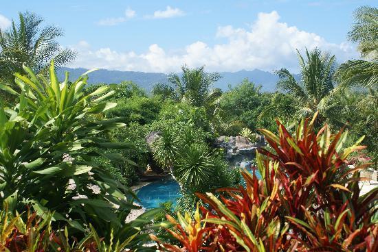 Medana Resort Lombok : view from the restaurant