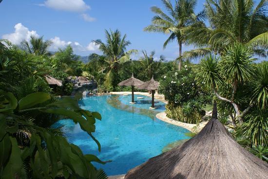 Medana Resort Lombok : excellent pool