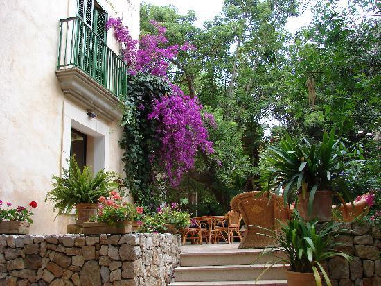 Lago Garden Hotel: Außenbereich Bar