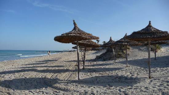 Radisson Blu Palace Resort & Thalasso, Djerba: La plage