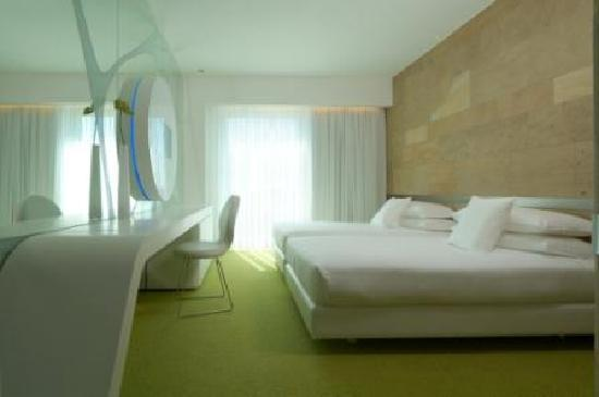 A Point Arezzo Park Hotel: Classic Room