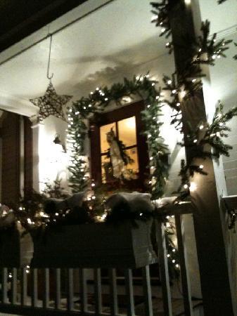 North Bridge Inn: Holiday