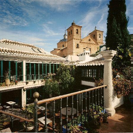 Almagro, إسبانيا: Mesón Restaurante El Corregidor