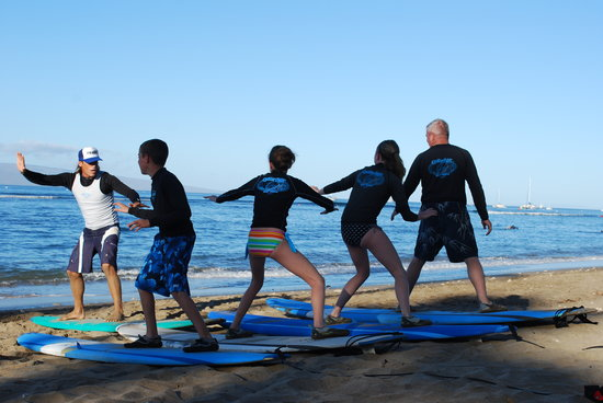 Goofy Foot Surf School, Inc: Lessons before hitting the water