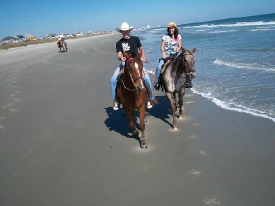 Horseback Riding In South Myrtle Beach