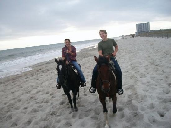 My Boyfriend And I Will Never Forget Such A Romantic Day Picture Of Horseback Riding Of