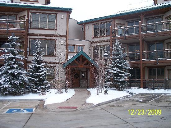 The Corral at Breckenridge: Entry