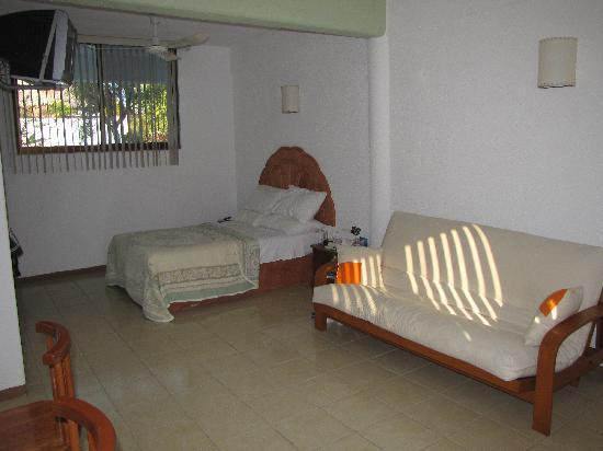 Quinta Carrizalillo Villas: Bed & Sitting area