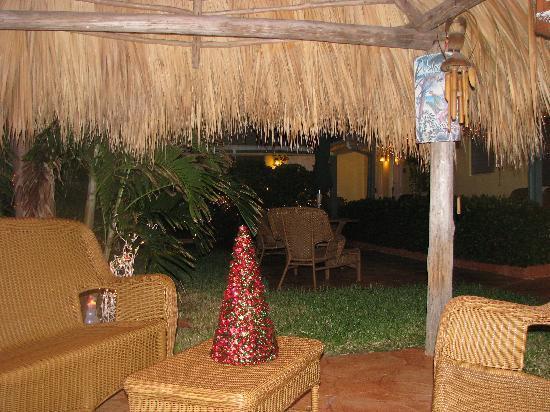 The Caroline-Ocean Beach Hotels: Décorations de Noel