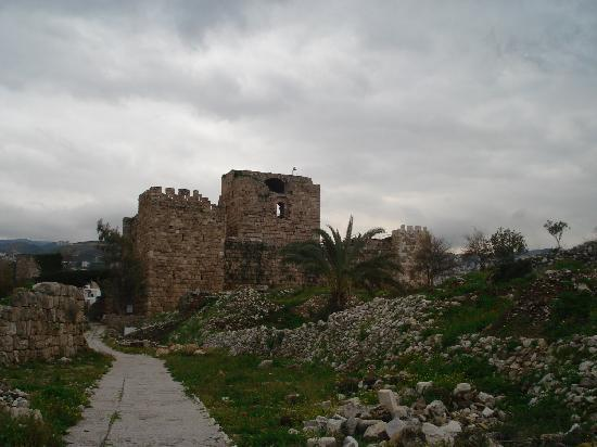 Ahiram Hotel : La citadelle - Byblos
