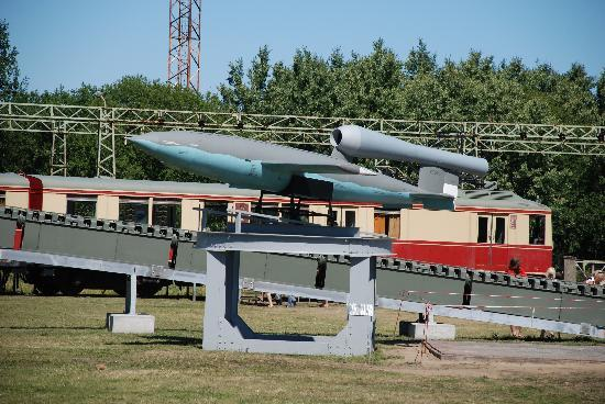 Peenemunde, Germany: V1 Rocket