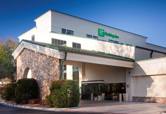 Holiday Inn-Asheville Biltmore West: IHG Relaunched Hotel