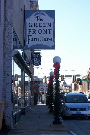 Get To Shopping At World Famous Green Front Furniture Picture Of Hampton Inn Farmville