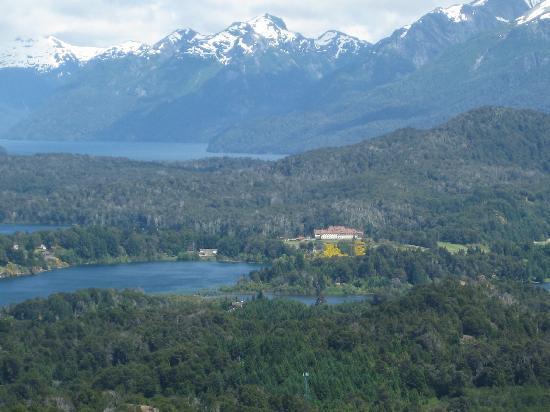 Llao Llao Hotel and Resort Golf Spa: View of hotel