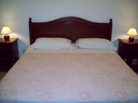 Residence Casale Nunziatina: The bedroom