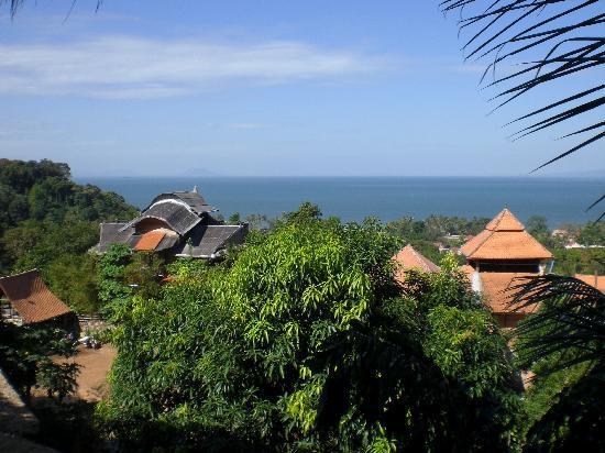 Le Bout du Monde - Khmer Lodge: View from room