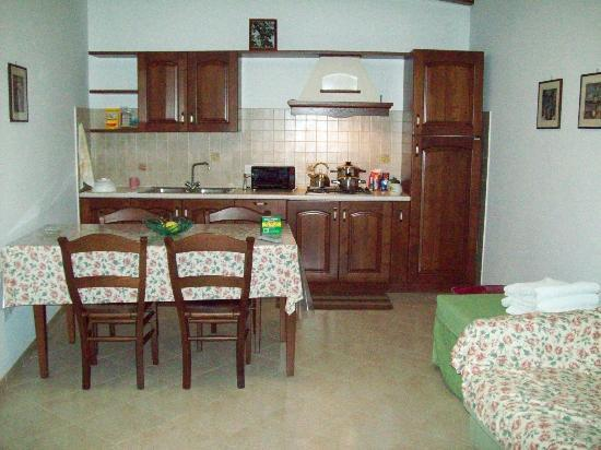 Residence Casale Nunziatina : Very clean and tidy