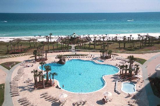 Silver Shells Beach Resort And Spa Destin Fl