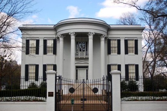 Jackson, MS: governor's mansion