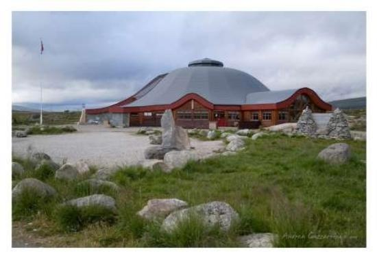 Mo i Rana, Noruega: The Artctic Circle: Museum