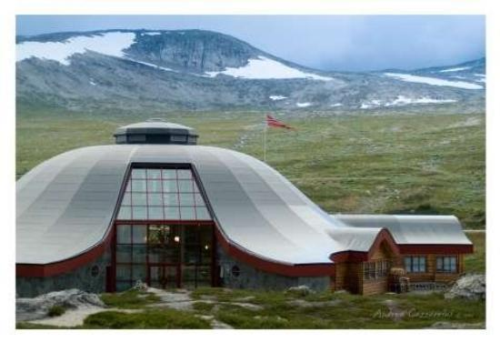 Mo i Rana, Norvège : The Artctic Circle: Museum