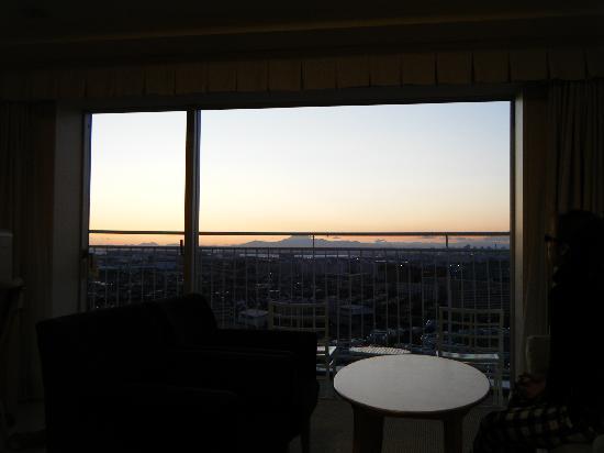 Hotel Emion Tokyo Bay: 部屋からの景色