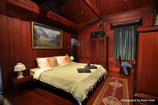 Chang Inn: Bedroom in VIP room