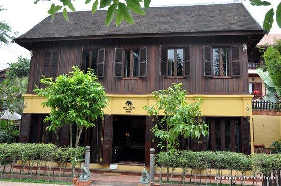 Chang Inn: Hotel front