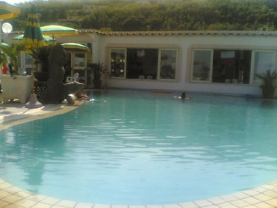 Hotel Castiglione : La piscina