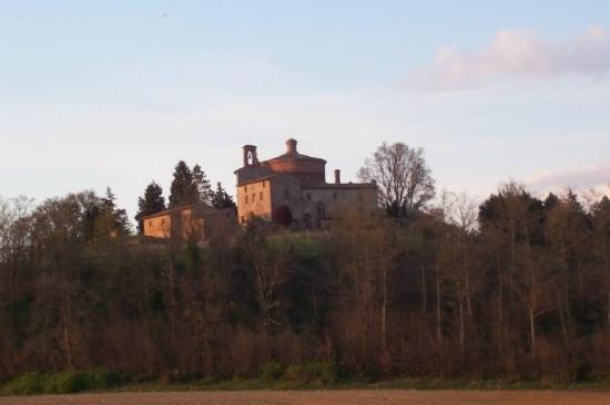 Chiusdino, Italien: Toscana: San Galgano