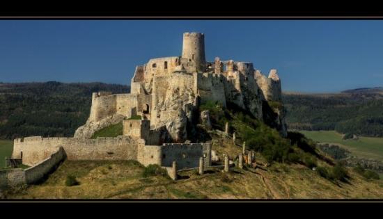 ปราสาทสปิส: Castle Spis