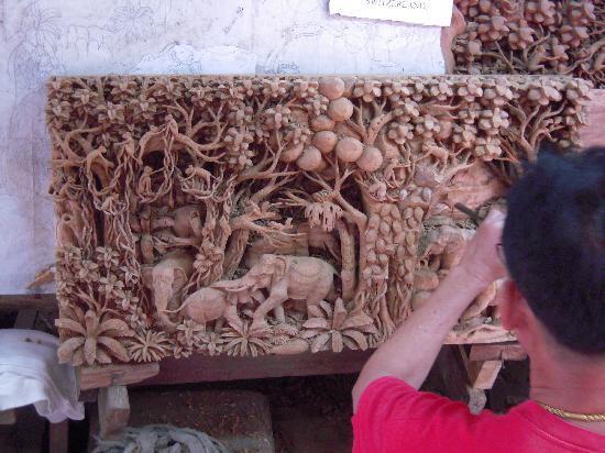 Royal Thai Handicraft Picture Of Tour With Tong Bangkok Tripadvisor