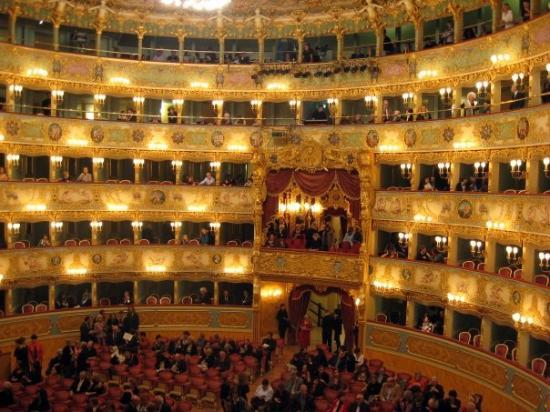 Venezia, Italia: So pretty! La Fenice in Venice!
