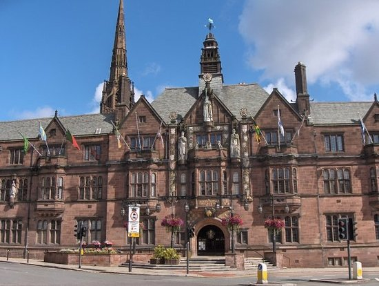 Last-minute-Hotels in Coventry