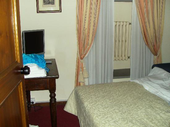 Hotel Bosone Palace: Suite famigliare- seconda camera con divano letto