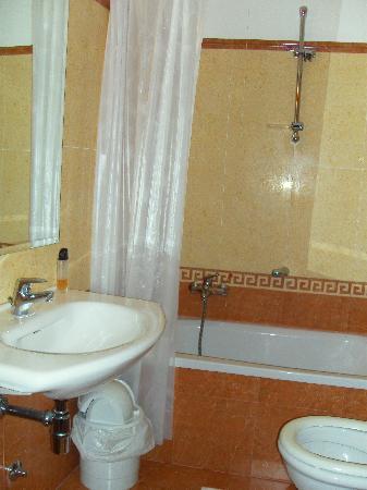 Hotel Bosone Palace: Bagno