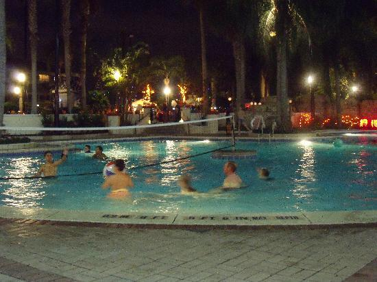 Halloween Pool Party Picture Of Sheraton Vistana Villages International Drive Orlando