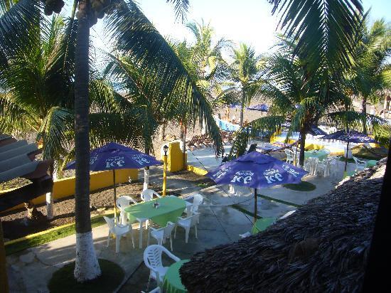 Cafe Del Sol Hotel: auf einen Drink