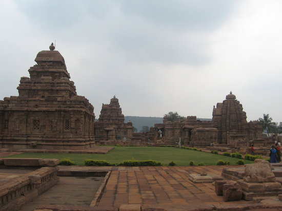 ‪Group of Monuments in Pattadakal‬