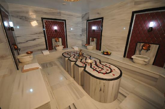 Wyndham Istanbul Old City Hotel: Turkish Bath
