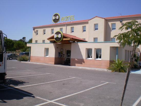 Brignoles, Fransa: Hotel B&B